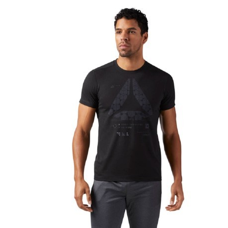 T-Shirt Uomo Speedwick Graphic fronte