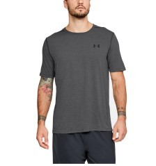 T-shirt Man Threadborne Fitted front grey