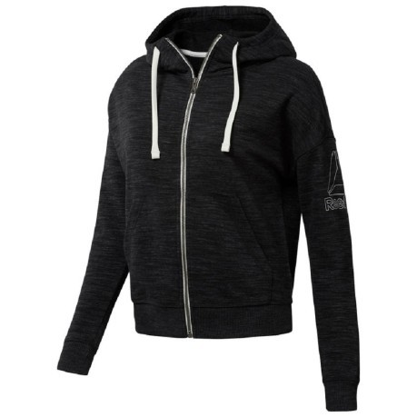 Felpa Donna Elements Full Zip fronte
