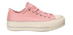 Scarpe Donna CT All Star OX Denim Plat