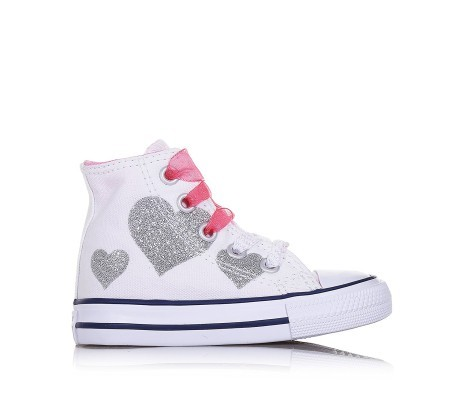 converse niña all star