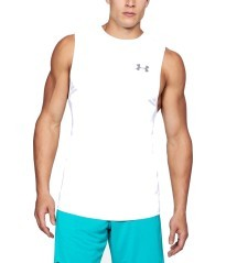 Tank top Man MK-1 red front