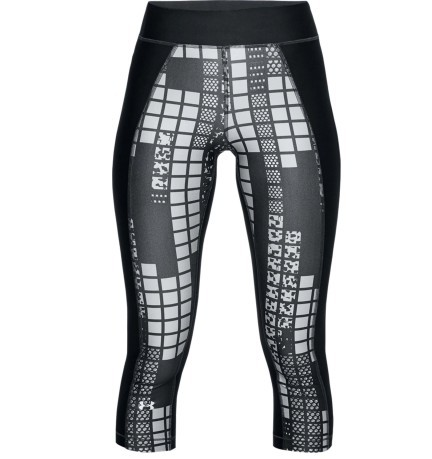 Capri Donna HeatGear® Armour Printed fronte