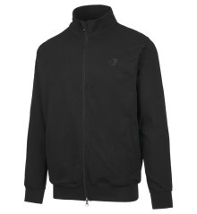 Felpa Uomo Sweater Full Zip nero