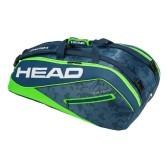 Borsa Tour Team 9R Monstercombi blu verde