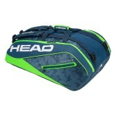 Borsa Tour Team 12R Monstercombi blu verde