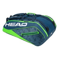 Bolsa de Equipo de Tour 12R Monstercombi azul verde
