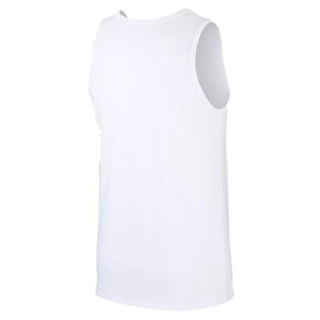 Tank Top Man Jordan Sportswear Jumpman Air colore White - Nike ... 65c56298c246