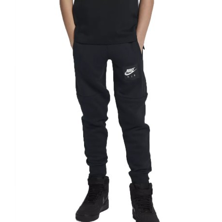 6d85b83f6a Nike. Tracksuit Trousers Boy Air. Tracksuit trousers Boy Air black