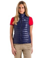 Gilet Donna Super Light blu