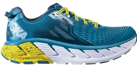Mens Running Shoes Giaviota A4 Stable colore Light blue Yellow ... ad4d1a2a058