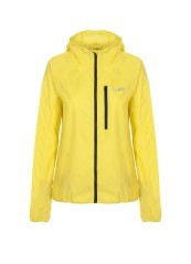 Giacca Donna Anttivento Packble giallo