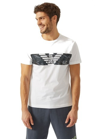 T-Shirt Uomo Training Sport Graphic fronte