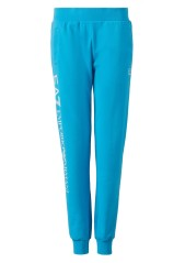 Ladies trousers Jogging blue front