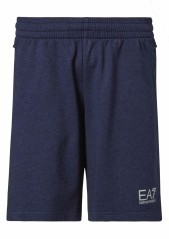 Bermuda shorts Man Training Core blue front