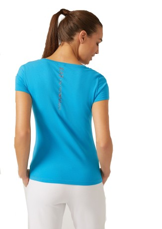 T-Shirt Donna Training Graphic fronte
