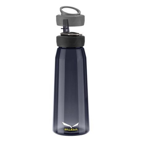 Bottle Runner 0,75 L blue transparent