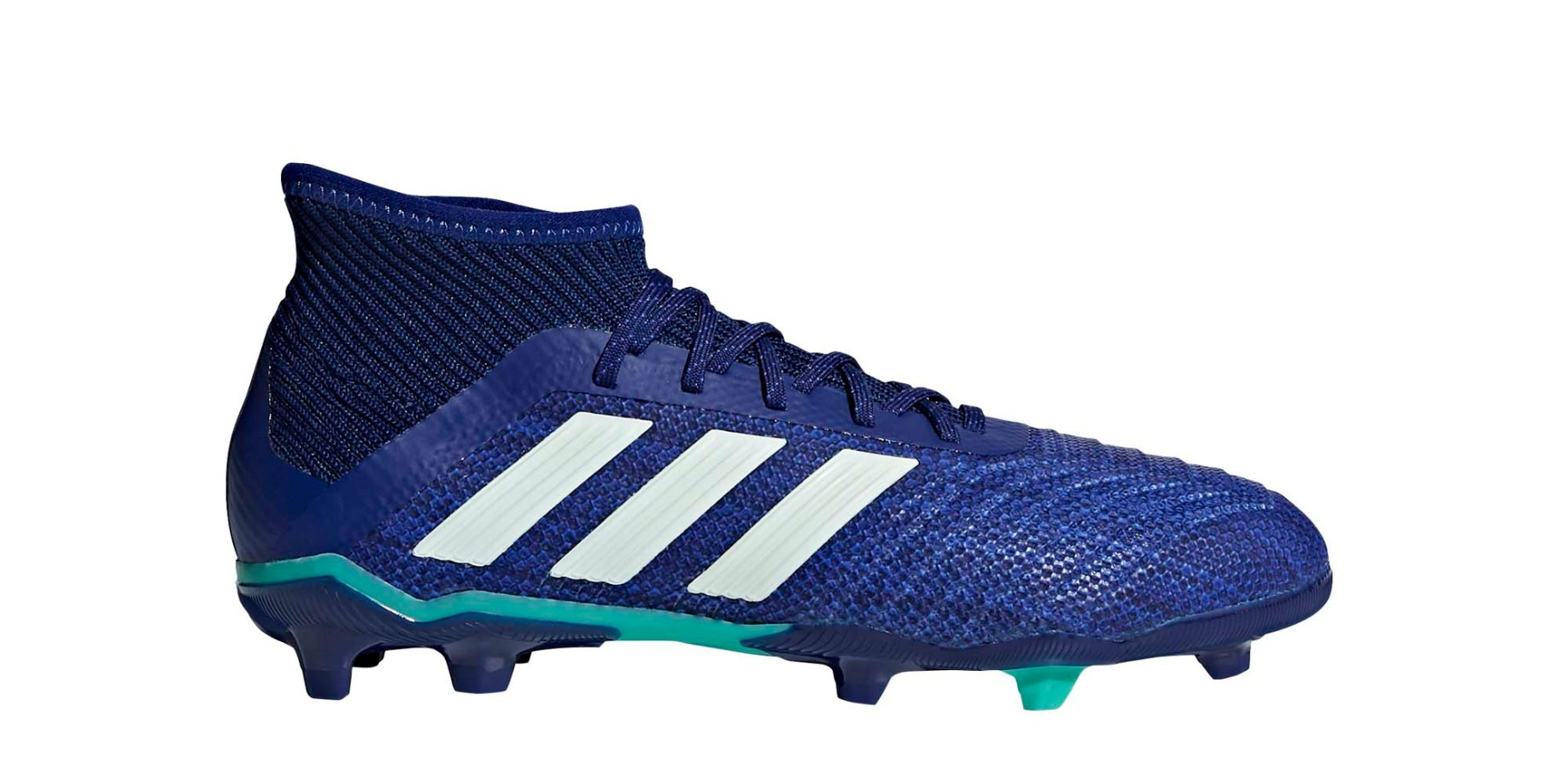 detailed look 36ee4 6cce3 Football boots Adidas Predator 18.1 FG Deadly Strike Pack colore Blue Light  blue - Adidas - SportIT.com
