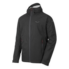 Jacket Trekking Man Puez Aqua PowerTex black