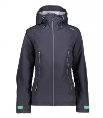 Jacket ladies Trekking Ripstop grey