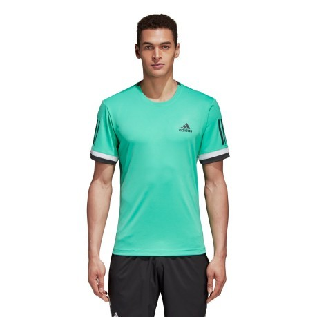 t shirt adidas 3 bandes homme