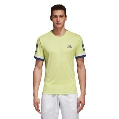 T-Shirt Uomo Club 3 Stripes verde