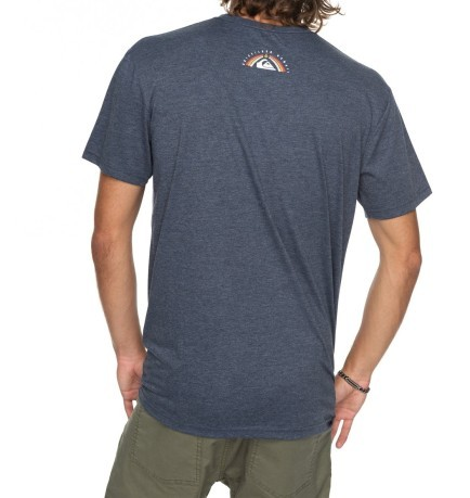 T-Shirt Uomo Heather King St fronte