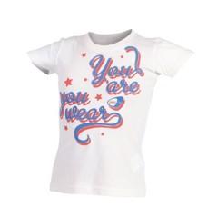 T-Shirt MM da bambina sportiva e pratica
