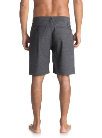 "Short Uomo Union Heather 20"" fronte"