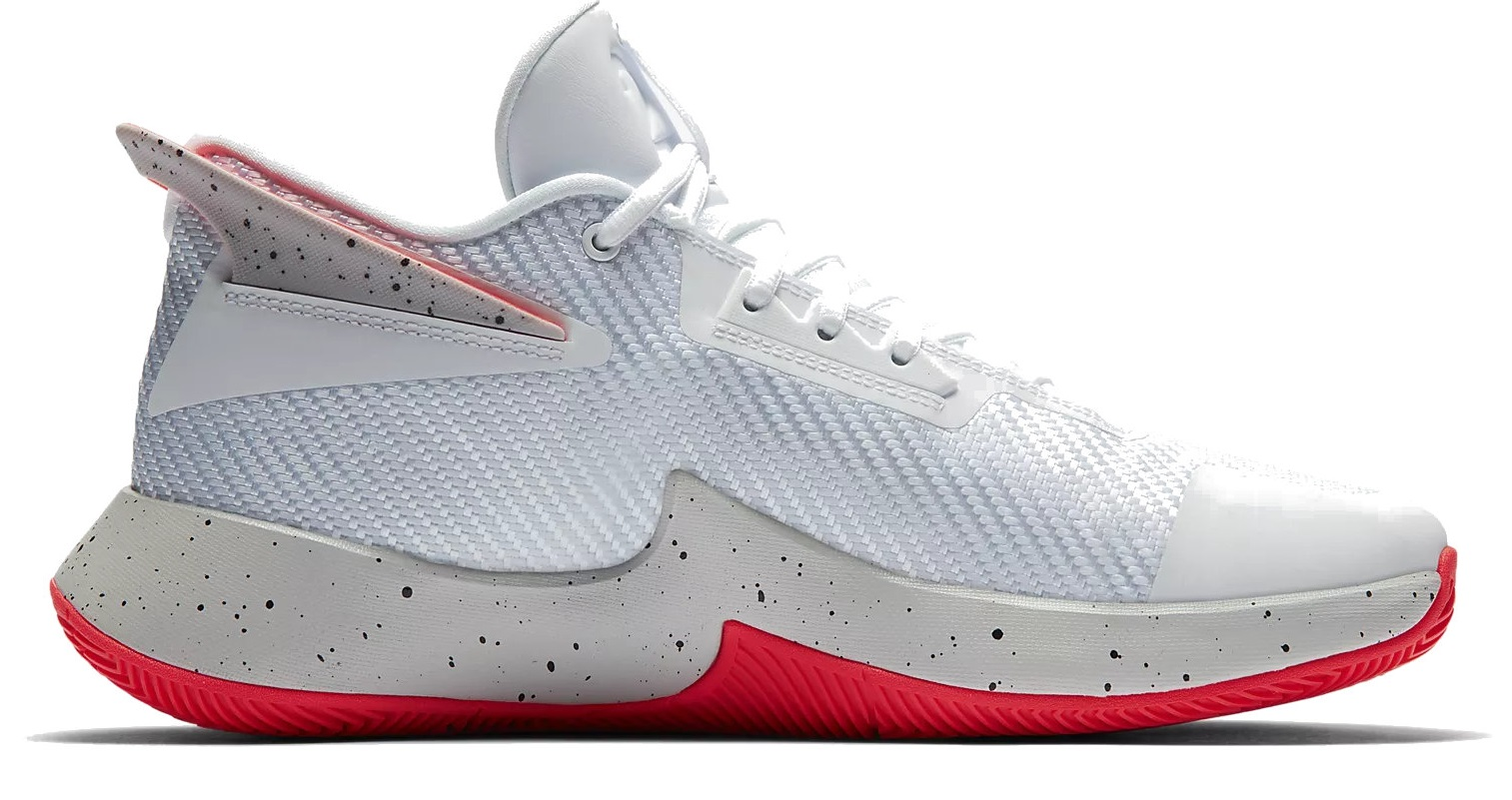 a5d17cac21ee Mens Shoes Basketball Jordan Fly Lockdown colore White Red - Nike -  SportIT.com