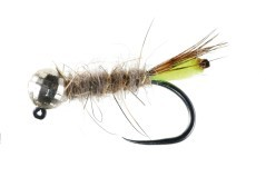 Mosca Peeping Caddis Gold Bead