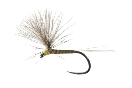 Mosca CDC Quill Parachute