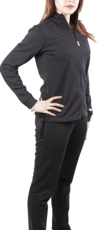 Trainingsanzug Damen Authentic Full-Zip vor