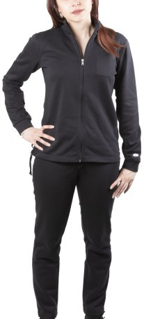Tuta Donna Authentic Full Zip fronte