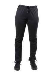 Pants Woman Lady face black
