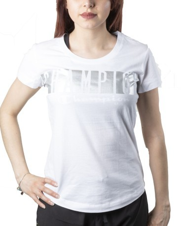 T-Shirt Donna Urban Athletic fronte bianco