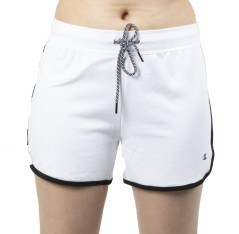 Short Donna Urban Athletic bianco fronte