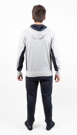 Tuta Uomo Ultra Light Full Zip fronte