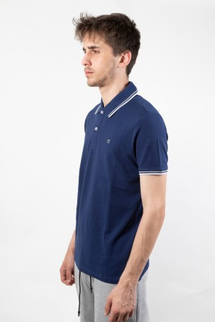 Polo Uomo Easy Fit verde variante 1 fronte