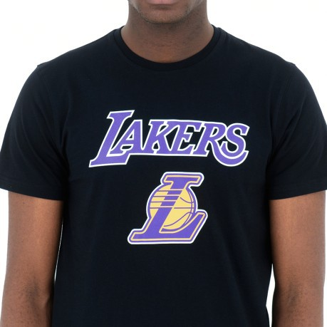 T-Shirt Uomo Los Angeles Lakers fronte