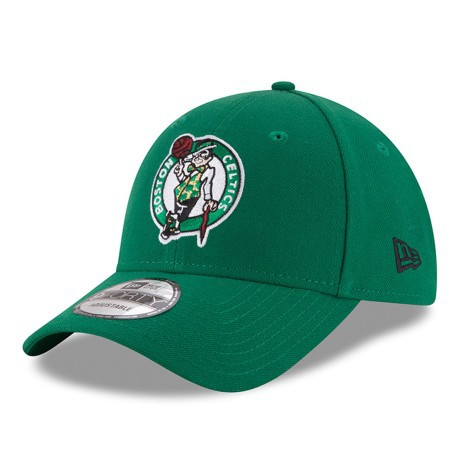 Cappello Boston Celtic fronte