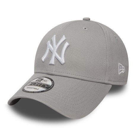 393c7e4de9e Hat NY Yankees colore Grey - New Era - SportIT.com