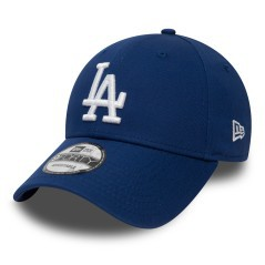 Hat LA Dodgers blue