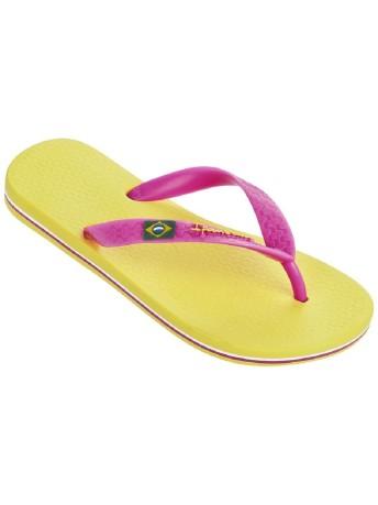 c019bd133 Chanclas Brasil colore amarillo Rosa - Ipanema - SportIT.com