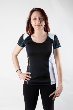 T-Shirt Donna Fitness fronte