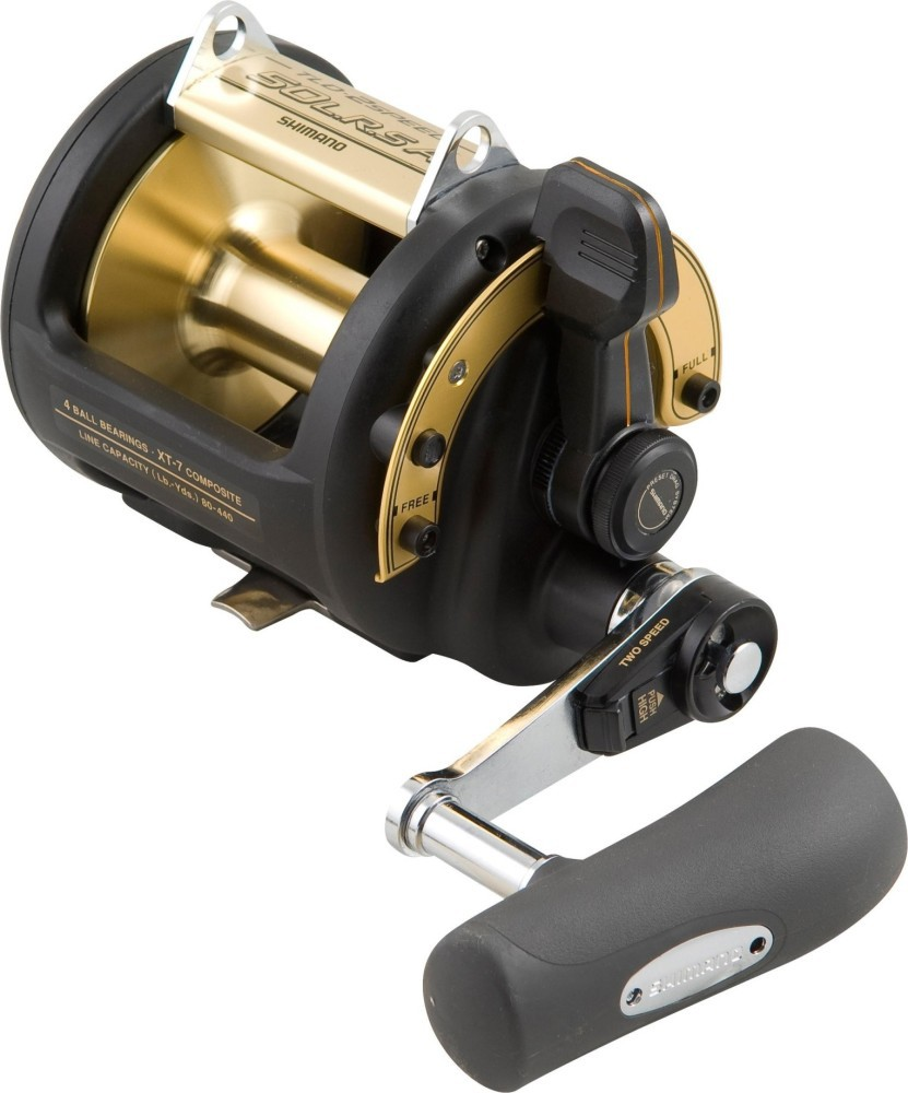 Mulinello TLD 2 Speed A TLD 30 lb 2 Speed - TLD30IIA Shimano