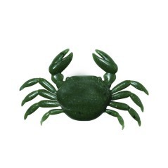 Artificiale Crab Green