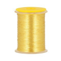 Filo Metallizzed Thread 30 m argento