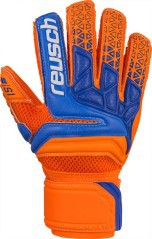 Goalkeeper Gloves Child Reusch Prism S1 Finger Support