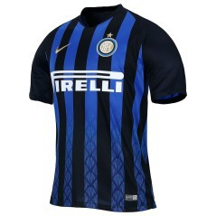 Trikot Inter Home 18/19 nero d ' azur
